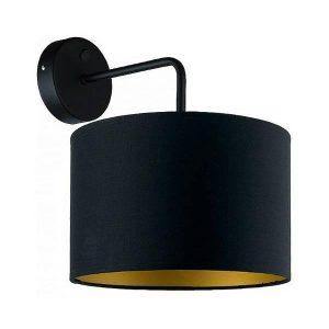 Nowodvorski Alice Μοντέρνο Φωτιστικό Τοίχου με Υφασμάτινο Καπέλο Φ23