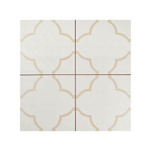 Nuvola Fondant Vintage Patchwork Πλακάκι με Σχέδια 45x45