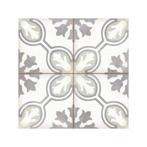 Amberley Orchid Vintage Patchwork Πλακάκι με Σχέδια 45,2x45,2