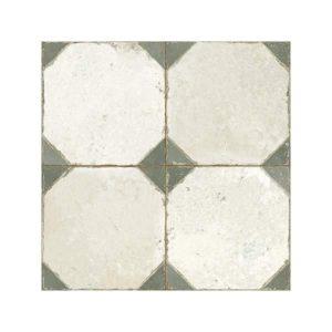 FS Yard Sage Vintage Patchwork Πλακάκι με Σχέδια 45x45