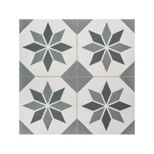 Cayrel Star Patchwork Πλακάκι με Σχέδια 45,2x45,2