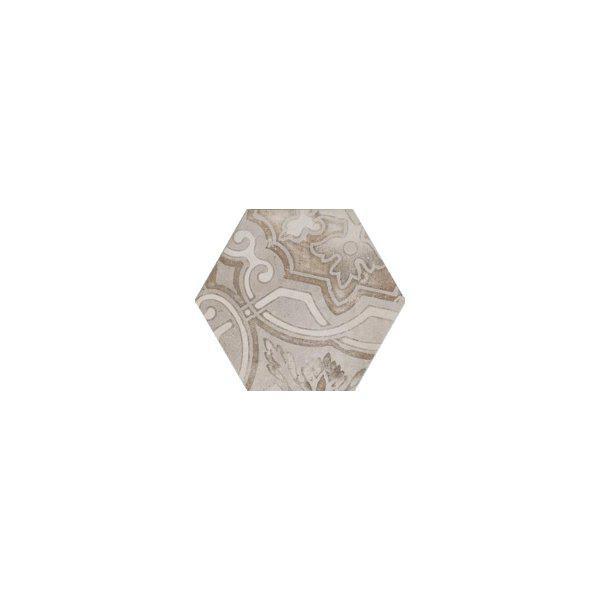 Πλακάκι Εξάγωνο Patchwork Rewind Cementine Hex Decor Ματ