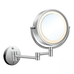 HY1158 Μεγεθυντικός Καθρέφτης 2 Όψεων x3
