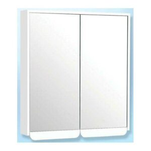 Καθρέφτης Μπάνιου MADONA Λευκός με Κρυφοντούλαπο PVC 70cm