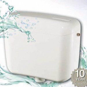 Πλαστικό Κρεμαστό Καζανάκι Υψηλής Πίεσης Γκάια