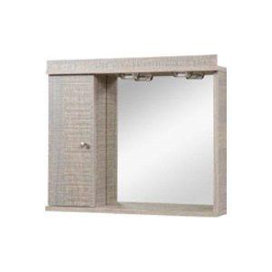 Καθρέφτης Μπάνιου με Ντουλάπι Flobali