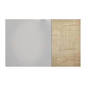 Drop Luxus PL Wood 100 Καθρέφτης Μπάνιου Ανακλινόμενος με 2 Πόρτες 97χ50