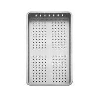 Καλάθι Νεροχύτη - Πιατοθήκη BL-517 Inox 40x23 cm
