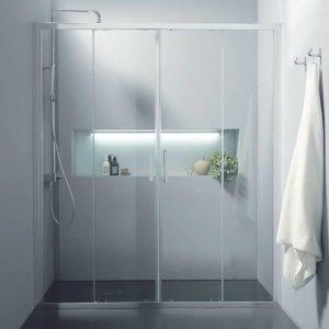 Orabella Energy Plus Καμπίνα Μπάνιου Μεγάλου Μήκους Δύο Πόρτες