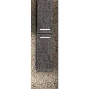 Στήλη μπάνιου Side Dark Grey Κρεμαστή 1