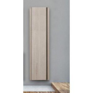 Alpin Lisbon Μοντέρνα Κρεμαστή Στήλη Μπάνιου Ανοιχτό Γκρι 40*32*160