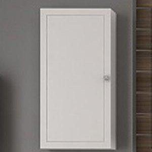 Ντουλάπι μπάνιου Side Λευκό Κρεμαστό 2