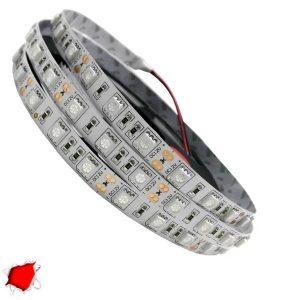LED Ταινία Κόκκινη 5 Μέτρα 14,4 Watt/m 12 Volt