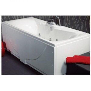 Rectilinear Bathtub IRIS 1,70*0,75 & 1,80*0,80