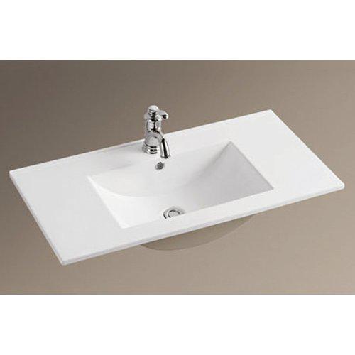 Νιπτήρας Μπάνιου Ένθετος LT7506-100 101*47 cm