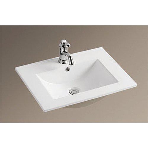 Νιπτήρας Μπάνιου Ένθετος LT7506-60 60*47 cm