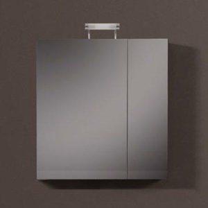 Ντουλάπι Καθρέπτης Μπάνιου Flobali 60-70
