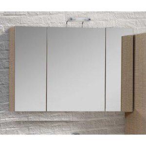 Καθρέπτης Ντουλάπι Μπάνιου Flobali 90-105cm