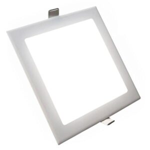 LED Πάνελ Οροφής PL Χωνευτό Τετράγωνο 20Watt, Θερμό-Ψυχρό-Ημέρας