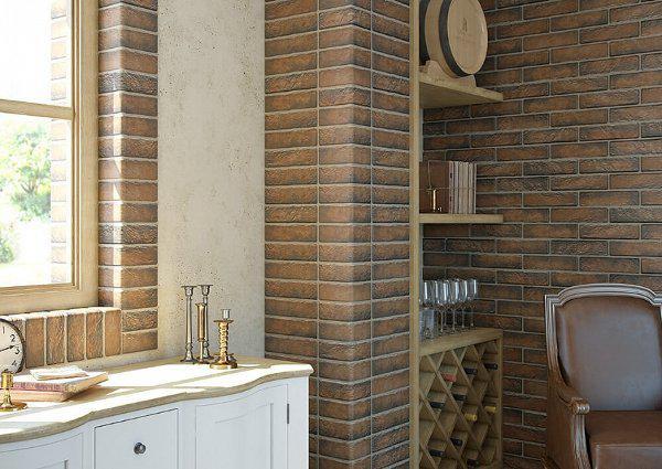 Wall Covering Tile Bricks Naranja 7 5 28