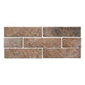 Πλακάκι Επένδυσης Τοίχου Muralla Leon 7,5*28