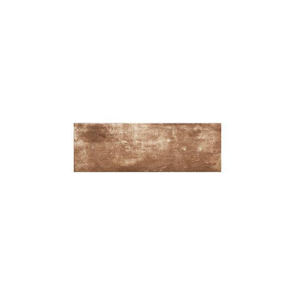 Cantina Rosso Πλακάκι Επένδυσης Τοίχου Ρουστίκ Τουβλάκι Κότο 10x30 cm