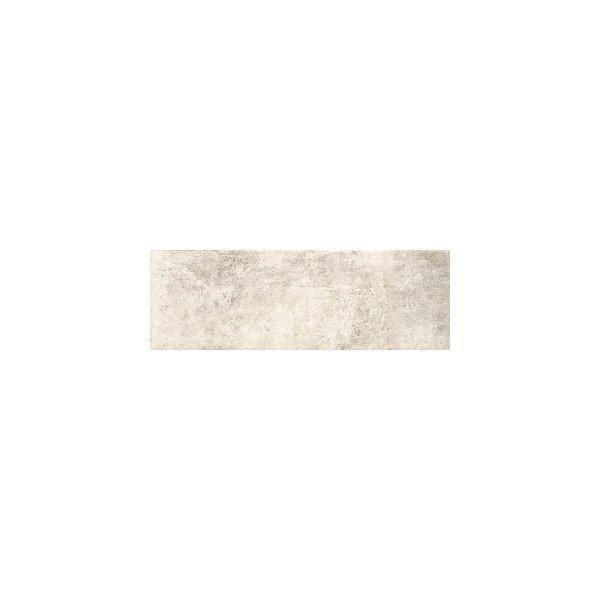 Cantina Bianco Πλακάκι Επένδυσης Τοίχου Ρουστίκ Τουβλάκι Λευκό 10x30 cm