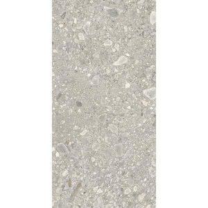 Stelvio Grigio Πλακάκι Στυλ Μωσαϊκού Γκρι Ματ Μεγάλων Διαστάσεων 60χ120