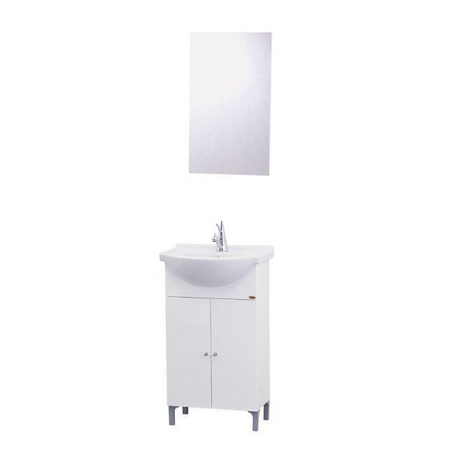 Έπιπλο μπάνιου Firenze 50 Λευκό MDF