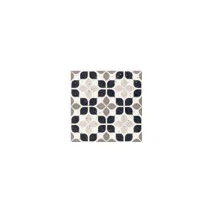 Del Conca Frammenti Fiore Διακοσμητικό Πλακάκι Μωσαϊκό Άσπρο Ματ 20χ20