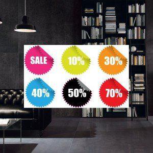 On Sales Tiles