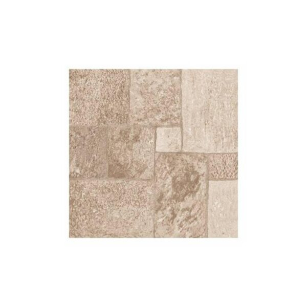 PEDINA Beige Πλακάκι Δαπέδου Εξωτερικού Χώρου Στυλ Πέτρας Σαγρέ 33x33