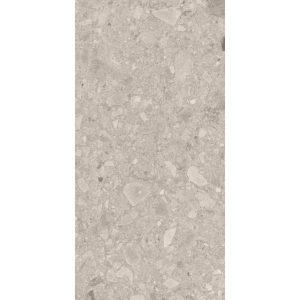 Flodsten Smoke Mat Wall & Floor Terazzo Effect Tile 60x120