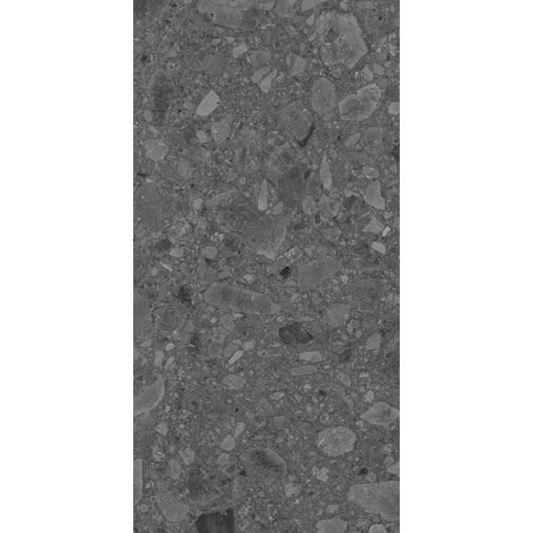 Flodsten Smoke Ματ Πλακάκι Στυλ Μωσαϊκό Μεγάλου Μεγέθους 60x120