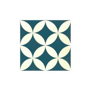 Fresco Vintage Patchwork Πλακάκι με Σχέδια 33x33