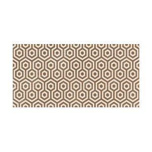 Πλακάκι Τοίχου Decor Estrato Marron 25x50