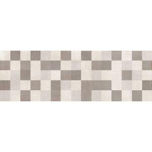 Πλακάκι Μπάνιου Serdika Cosmos Relieve Marron Ματ 20x60