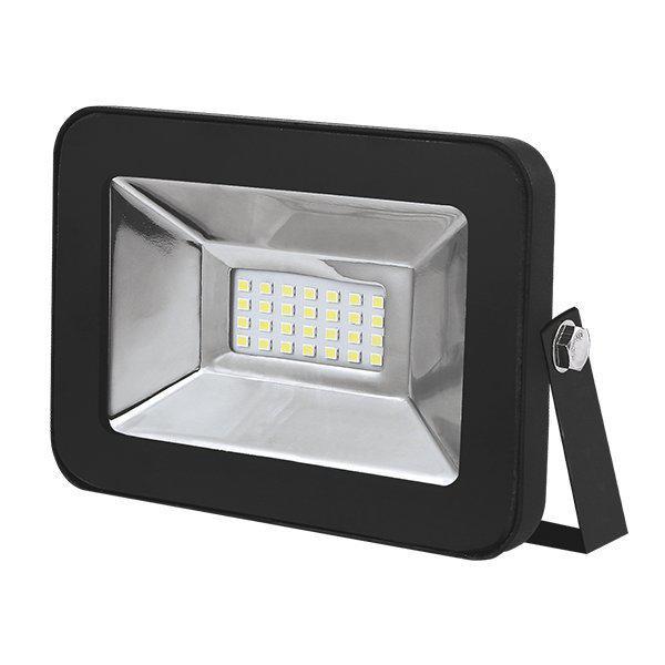 Προβολέας LED Slim 10Watt, 230V, 120°, Θερμό-Ψυχρό-Ημέρας