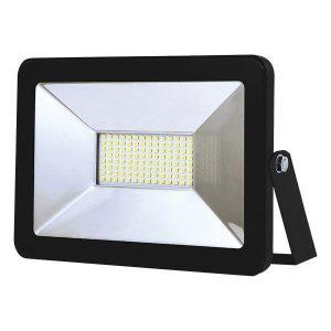 Προβολέας LED Slim 50Watt, 230V, 120°, Θερμό-Ψυχρό-Ημέρας
