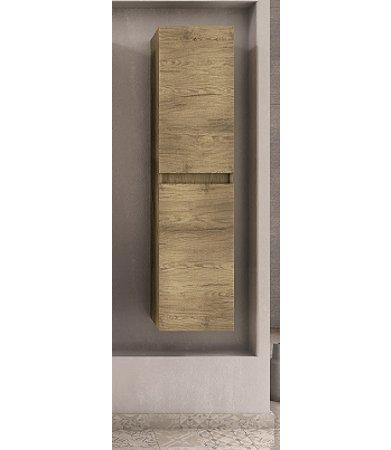 Στήλη μπάνιου Side Κρεμαστή Wood