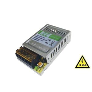 Power Supply Waterproof IP68 80 Watt, 12 Volt DC - FloBaLi