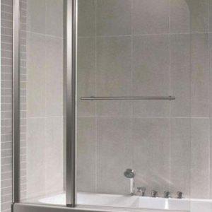 Προστατευτικό Τζάμι Μπανιέρας Ανοιγόμενο Glass Bath 115x140