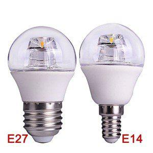 LED Bulbs Ε27 & Ε14