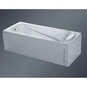 Μπανιέρα Ευθύγραμμη CAROLINA 140-170*70 cm