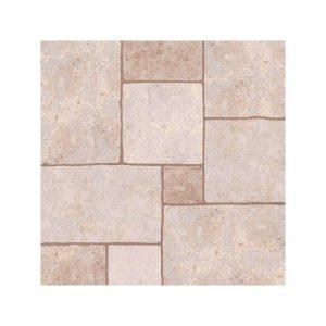 Πλακάκι Εξωτερικού Χώρου Στυλ Πέτρας Delta Beige 45x45
