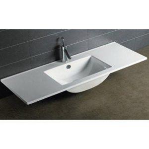 Νιπτήρας Μπάνιου Ένθετος ΛΙΝΤΑ 120*46 cm
