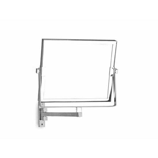 Καθρέφτης Μπάνιου Μεγεθυντικός 2 Όψεων HY-1818