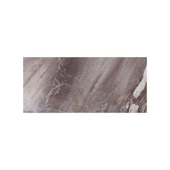 Πλακάκι Μπάνιου Alpes Negro 25*50