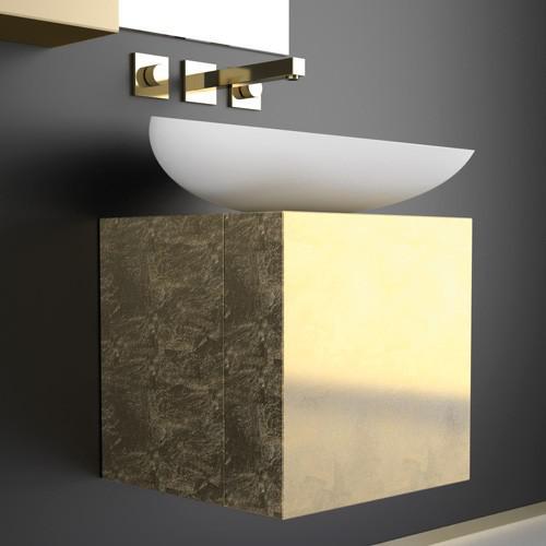 Έπιπλο μπάνιου CUBUS+KOOL Max νιπτήρας