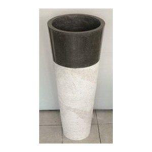 Επιδαπέδιος Νιπτήρας Conos Pedestal Nero
